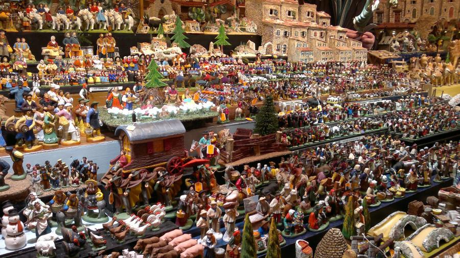 Strasbourg Weihnachtsmarkt 017