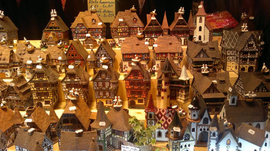 Strasbourg Weihnachtsmarkt 063