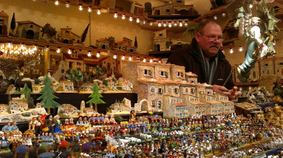 Strasbourg Weihnachtsmarkt 018