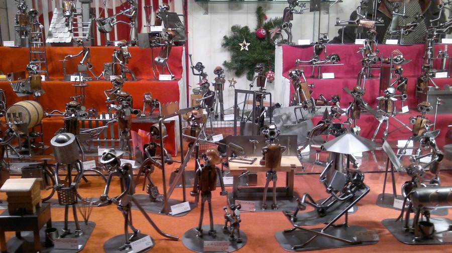 Strasbourg Weihnachtsmarkt 062