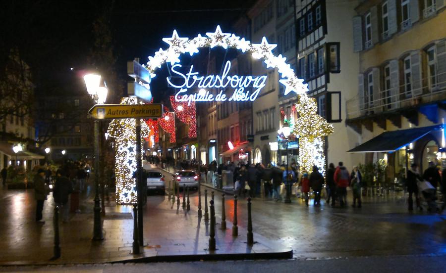 Strasbourg Weihnachtsmarkt 083