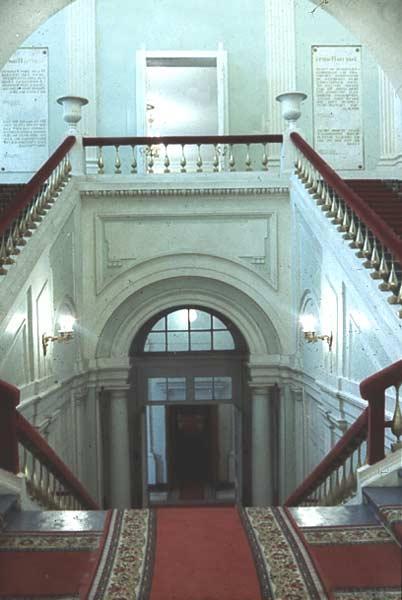 Дом московских генерал-губернаторов  1980-х гг.
