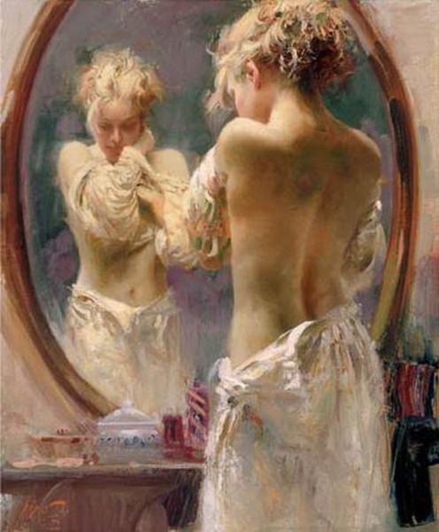 Pino Daeni 1939-2010 -  Italian Impressionist painter - Tutt'Art@ (12)