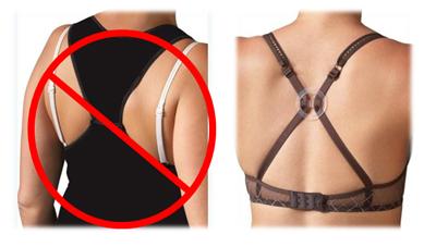 фирмы изготавливают как сделать лифчик не заметным под одеждой скрепкой условия Возврат Сервис