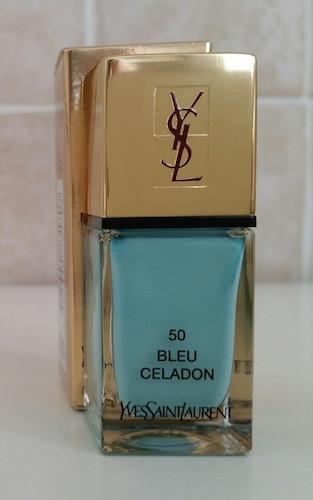 ysl bleu celadon cadillacquer anger official nail ru outlet. Black Bedroom Furniture Sets. Home Design Ideas