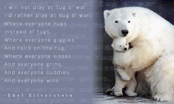 Hug -o - war