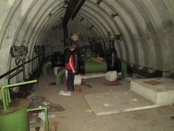 ТП-11 Бункер-насосная2