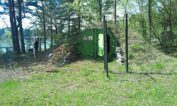 ТП-8 Холмик-бункер