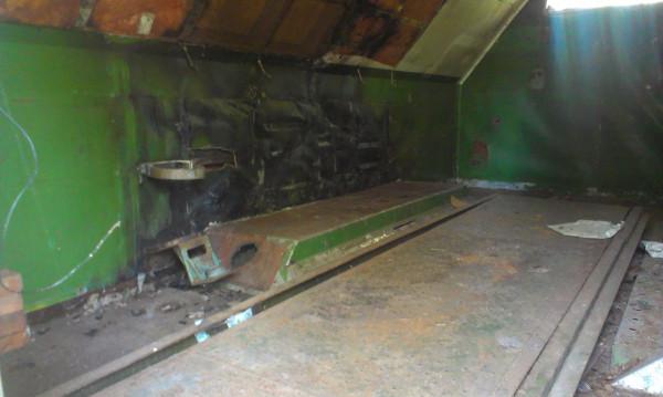 ТП-8 Холмик-бункер-внутри