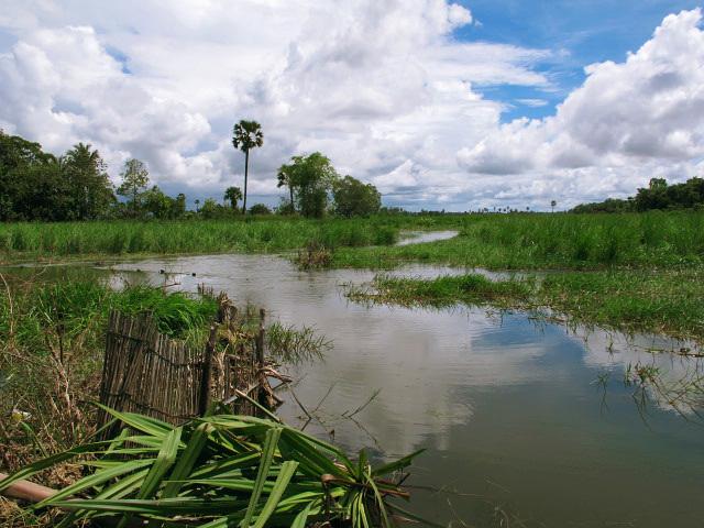 Камбоджийские особенности