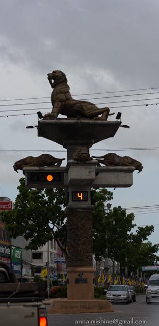 Немного Тайланда. Часть 2: крабы в Краби и спрятанный Ао Нанг