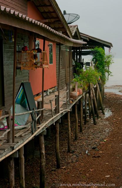 Немного Тайланда. Часть 4: зима в Таиланде и путешествие к центру земли