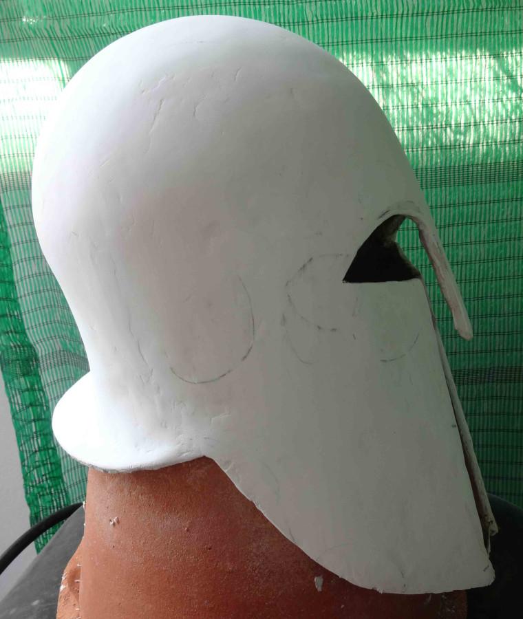 Как можно сделать шлем 44