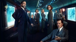 3 - Murder on the Orient Express