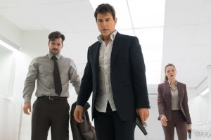 3 - Mission Impossible Fallout