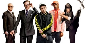 9 - Kingsman the Secret Service