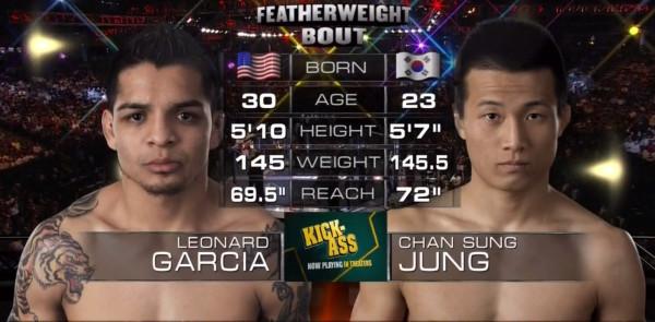 WEC 48 - Leonard Garcia vs. Chan Sung Jung