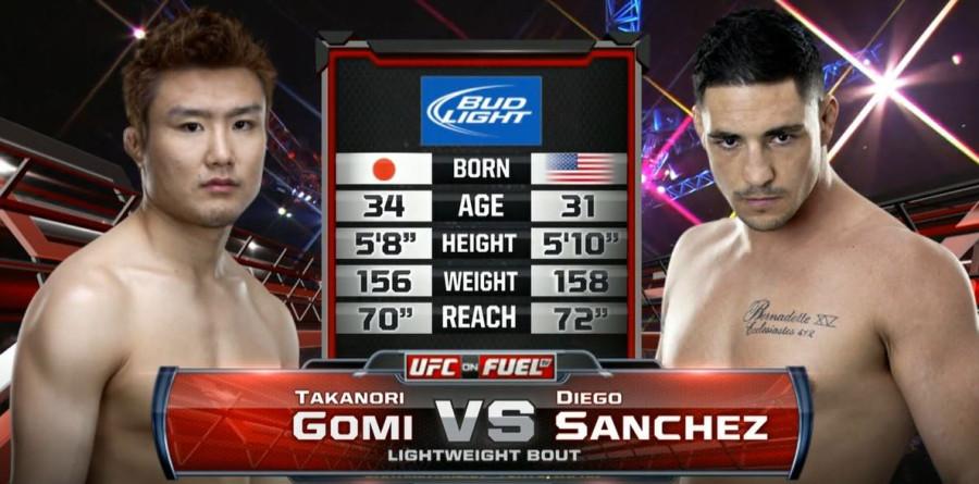 UFC on FUEL TV 8