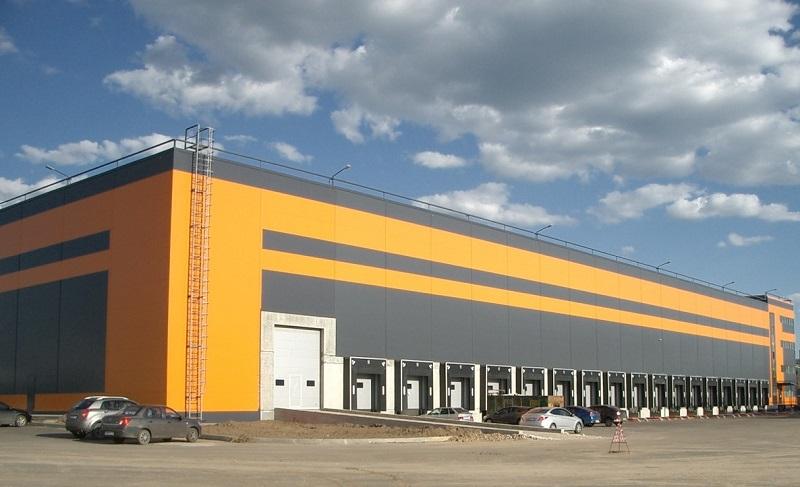 Свыше 20 тысяч кв.м. складов арендовал поставщик продуктов питания