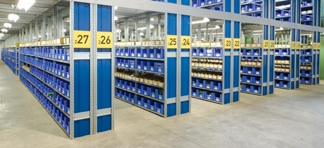Нужна ли адресная система хранения на меленьком складе