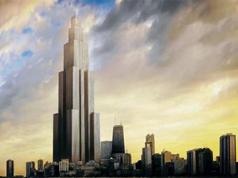 Китайцы начали строить самое высокое здание в мире