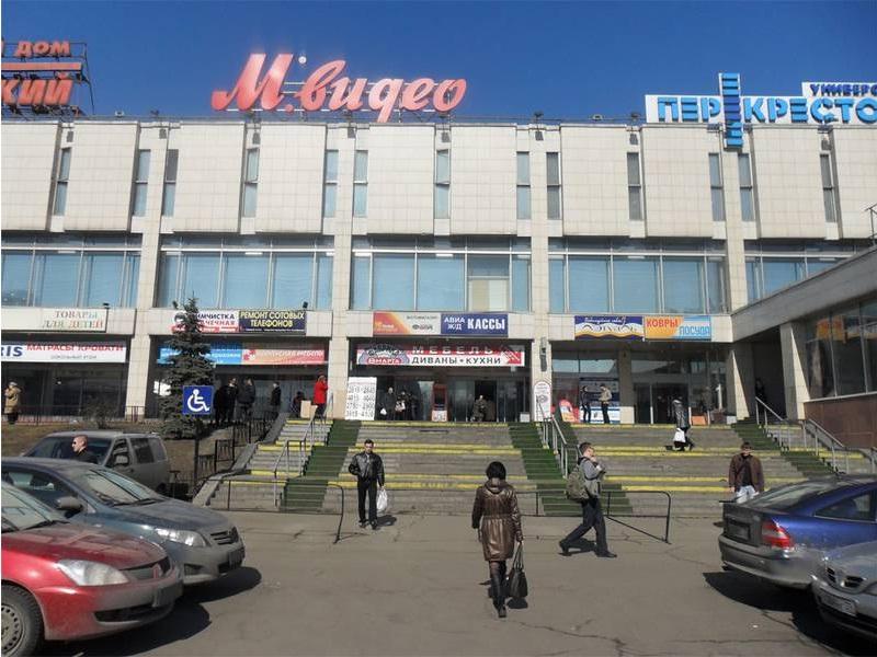 Торговый центр «Перовский» в Новогиреево готовится к продаже