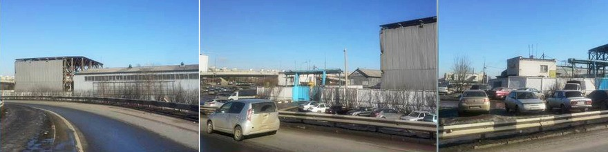 В промзоне Теплого Стана планируется реконструкция производственно-складского комплекса