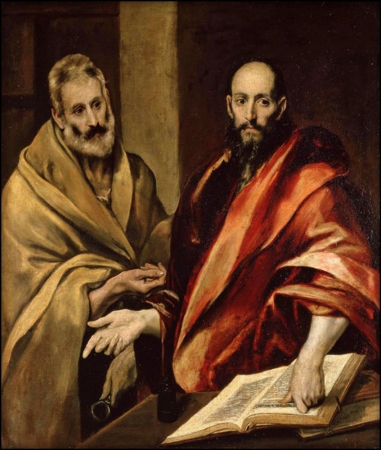 apostoly-petr-i-pavel-el-greko