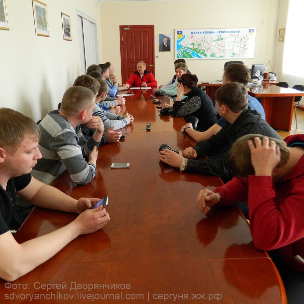 Встреча с Игорем Ворониным (1)
