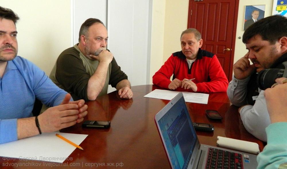 Встреча с Игорем Ворониным (2)