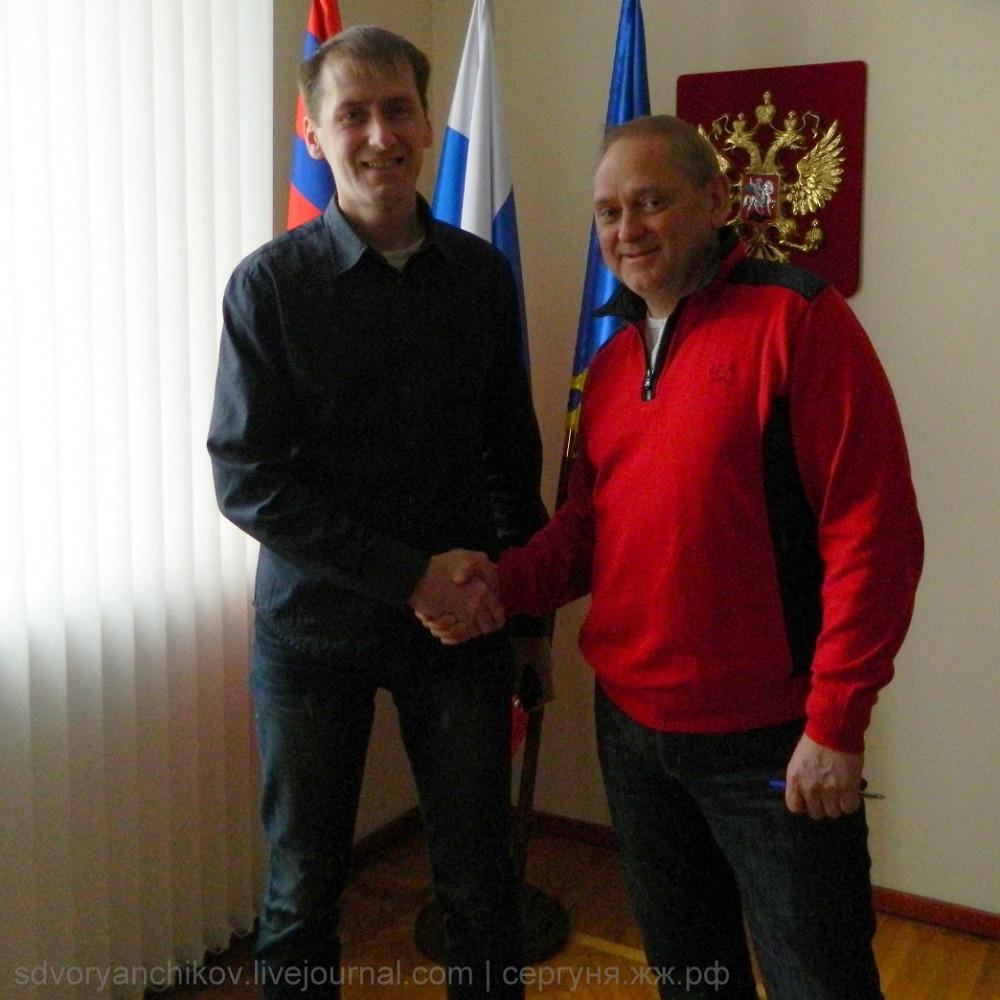 Встреча с Игорем Ворониным (3)