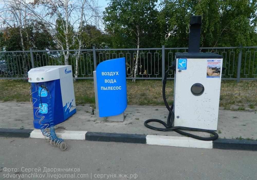 АЗС Газпром Волгоград (2)