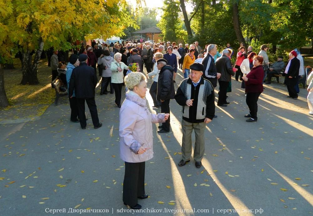 5 октября - Волжский - Танцевальный вечер отдыха (12)