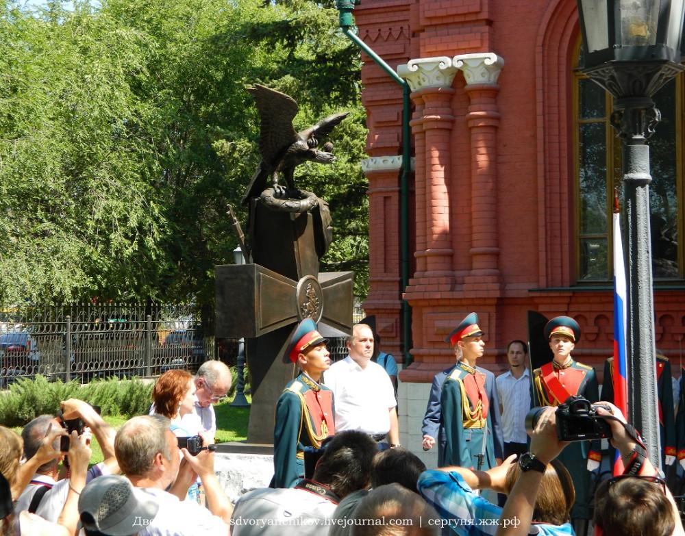 Мим 1 августа 2014 - памятник2