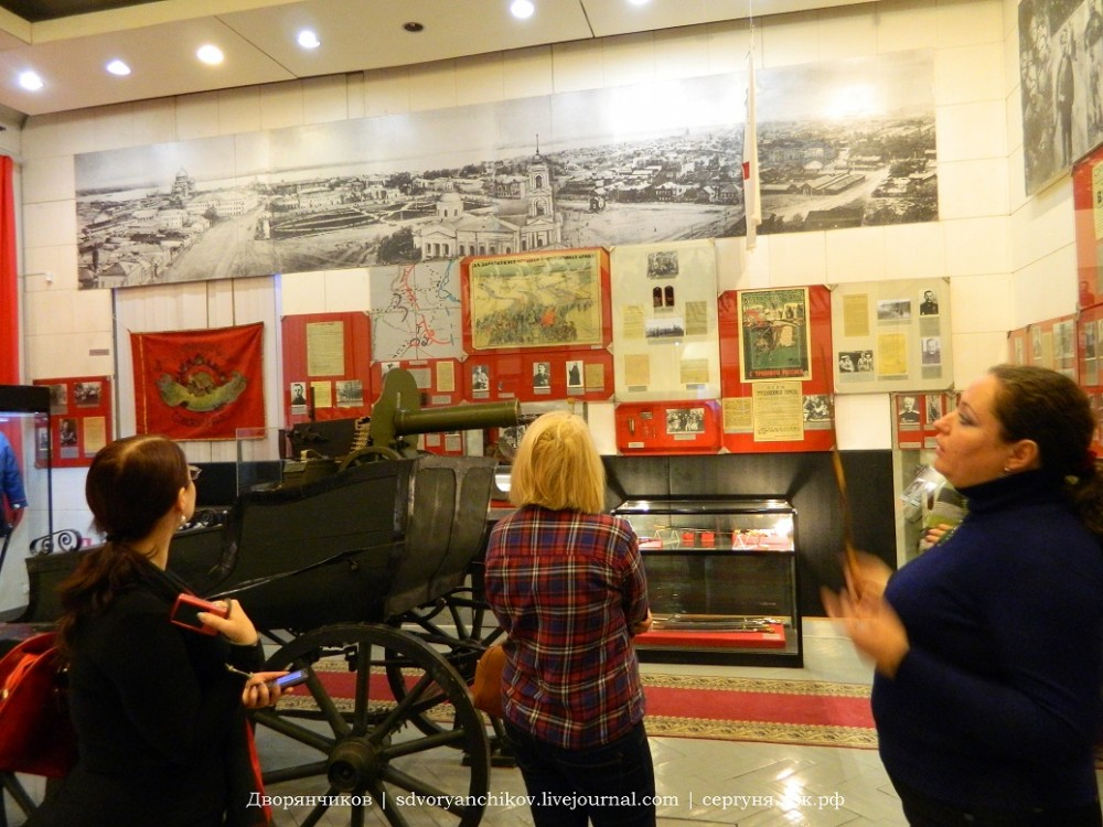 Музеи Волгограда - МИМ 9янв2015 (24)