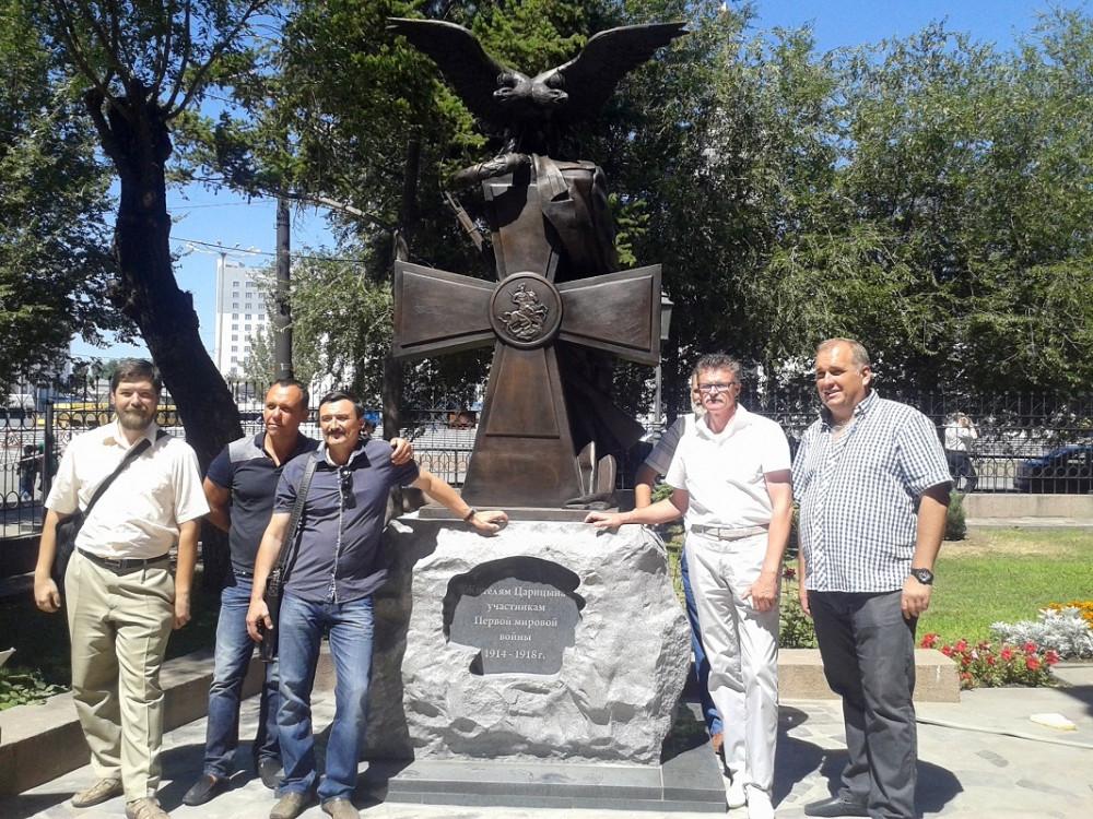 инициаторы памятника