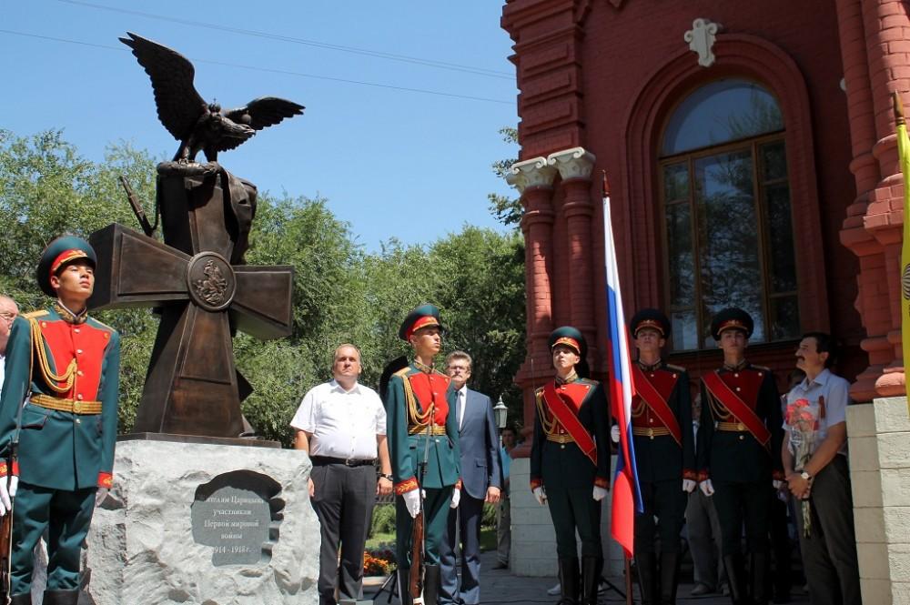 Торжественное открытие памятника 1 08 2014 (1)