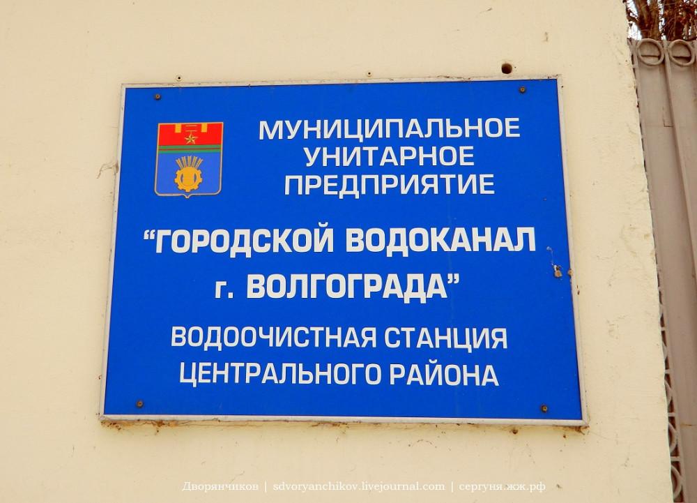 Музеи Волгограда - Горводоканал (2)