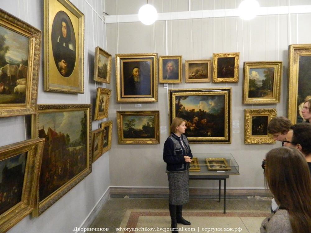 музей Машкова - живопись-скульптура (6)