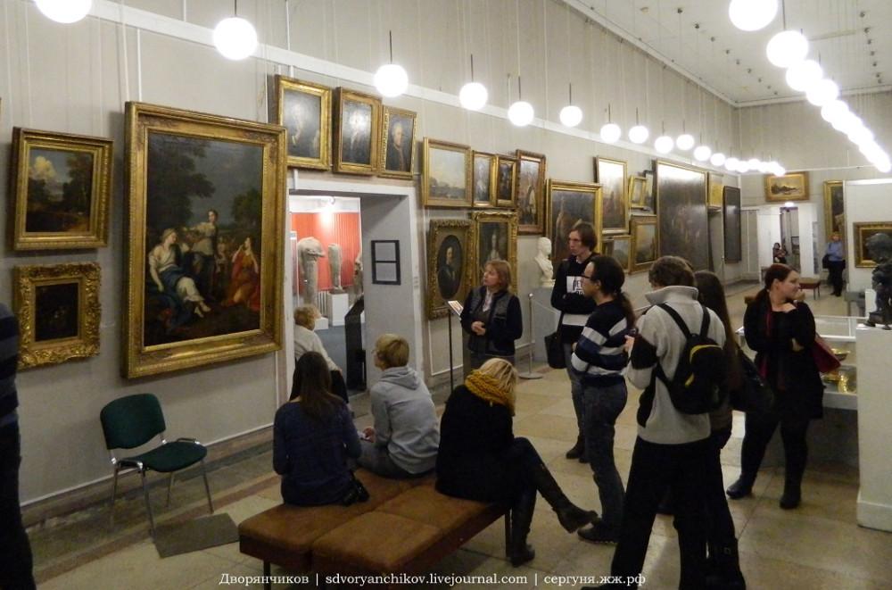 музей Машкова - живопись-скульптура (11)