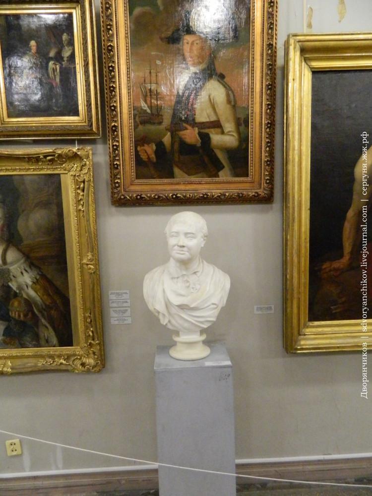 музей Машкова - живопись-скульптура (12)