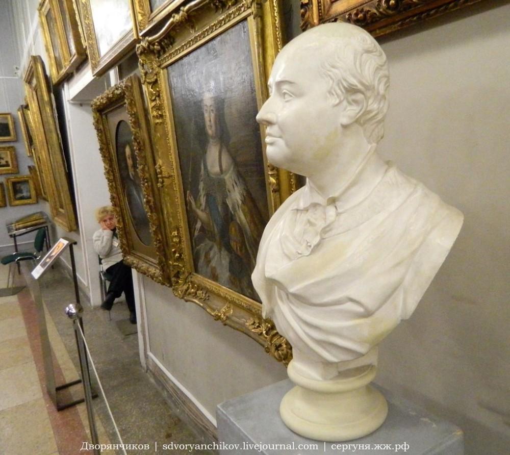 музей Машкова - живопись-скульптура (14)