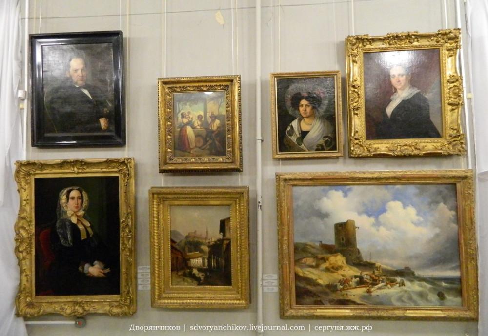музей Машкова - живопись-скульптура (15)
