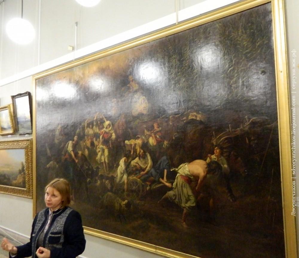 музей Машкова - живопись-скульптура (18)
