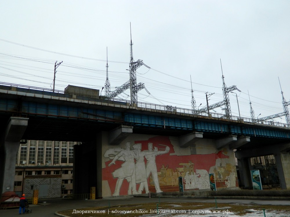 РусГидро - Волжская ГЭС 27февраля2015 (25)