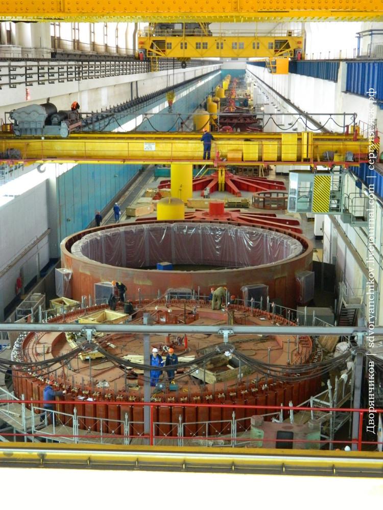 РусГидро - Волжская ГЭС 27февраля2015 (20)