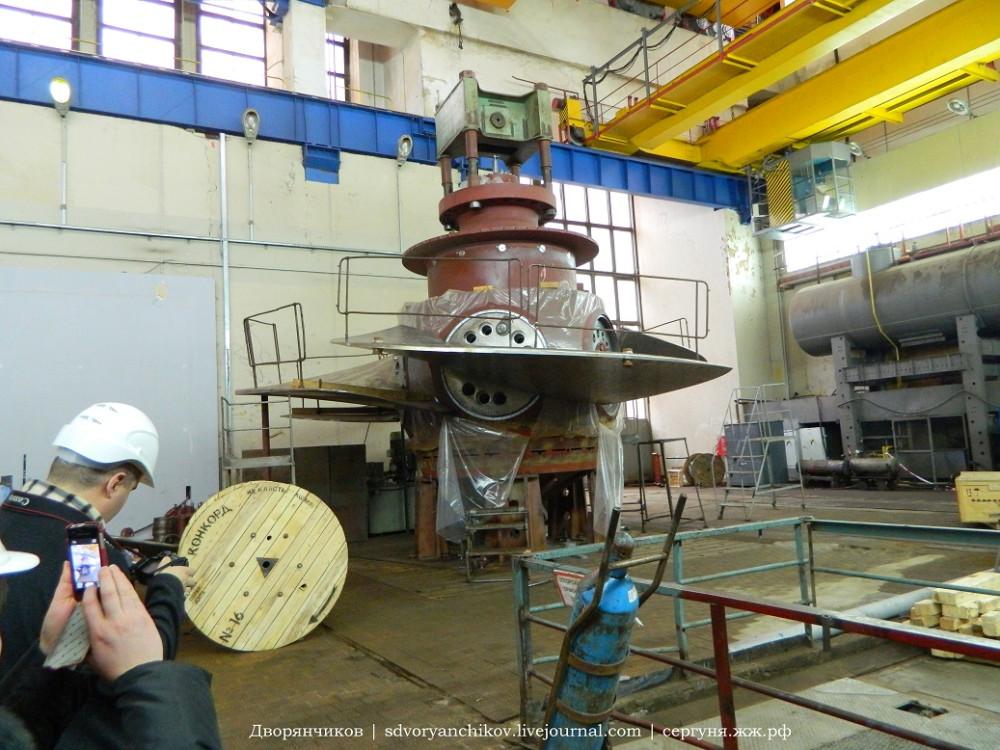 РусГидро - Волжская ГЭС 27февраля2015 (18)