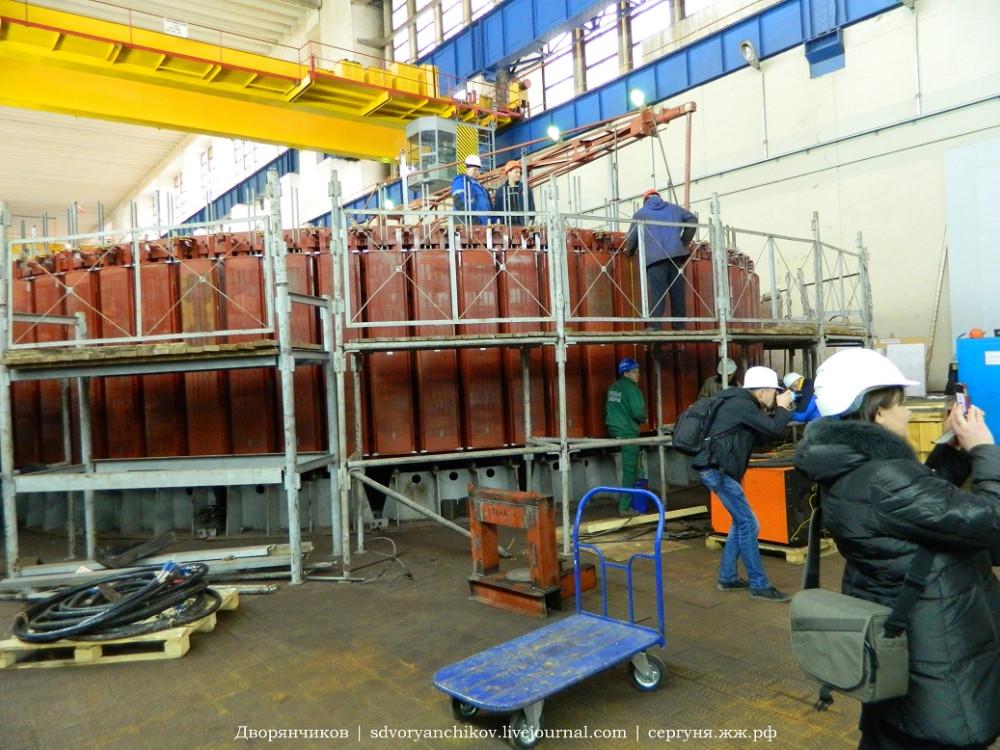 РусГидро - Волжская ГЭС 27февраля2015 (17)