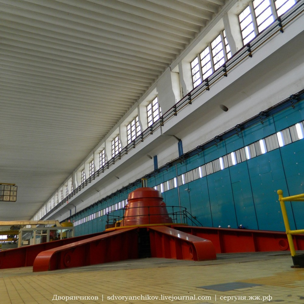 РусГидро - Волжская ГЭС 27февраля2015 (13)