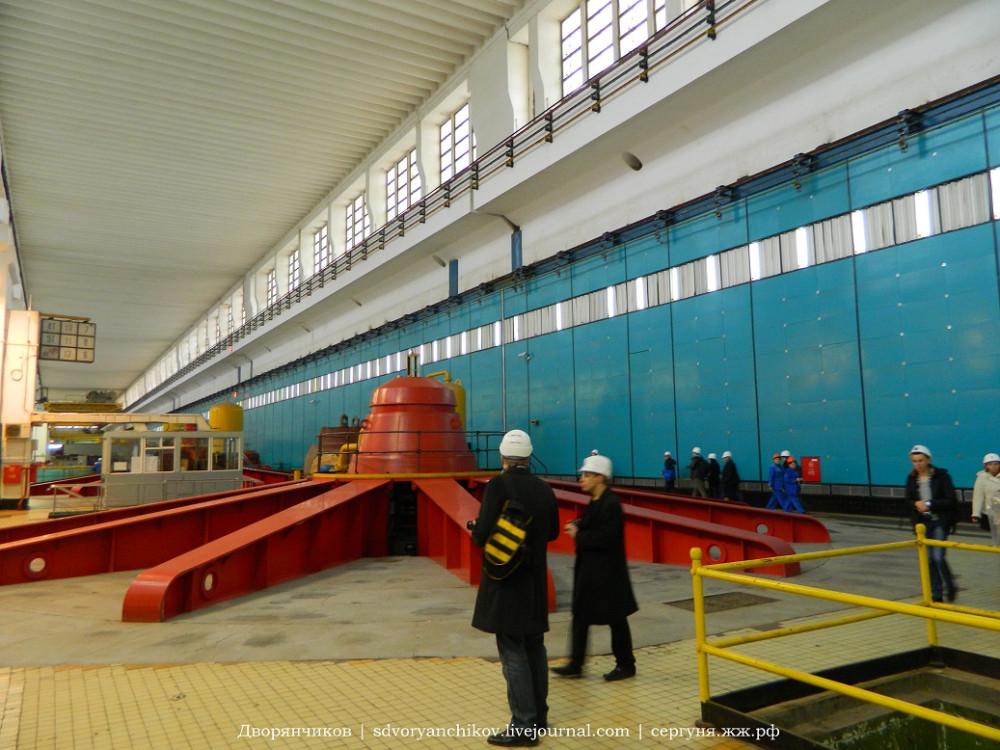 РусГидро - Волжская ГЭС 27февраля2015 (12)